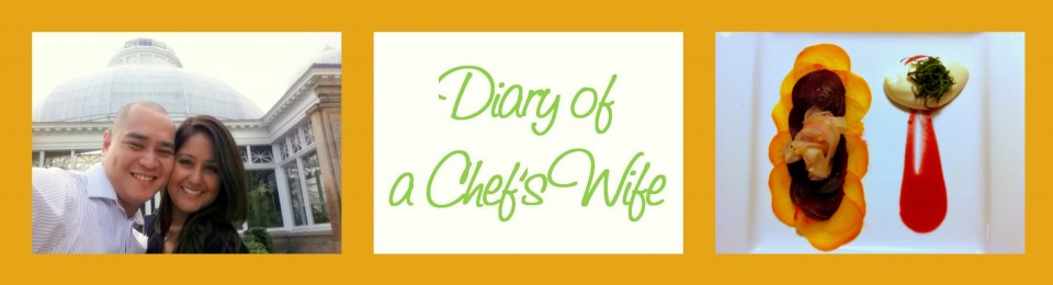 Diary of a Chef's Wife